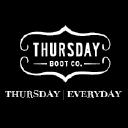 Thursday Boot Company logo